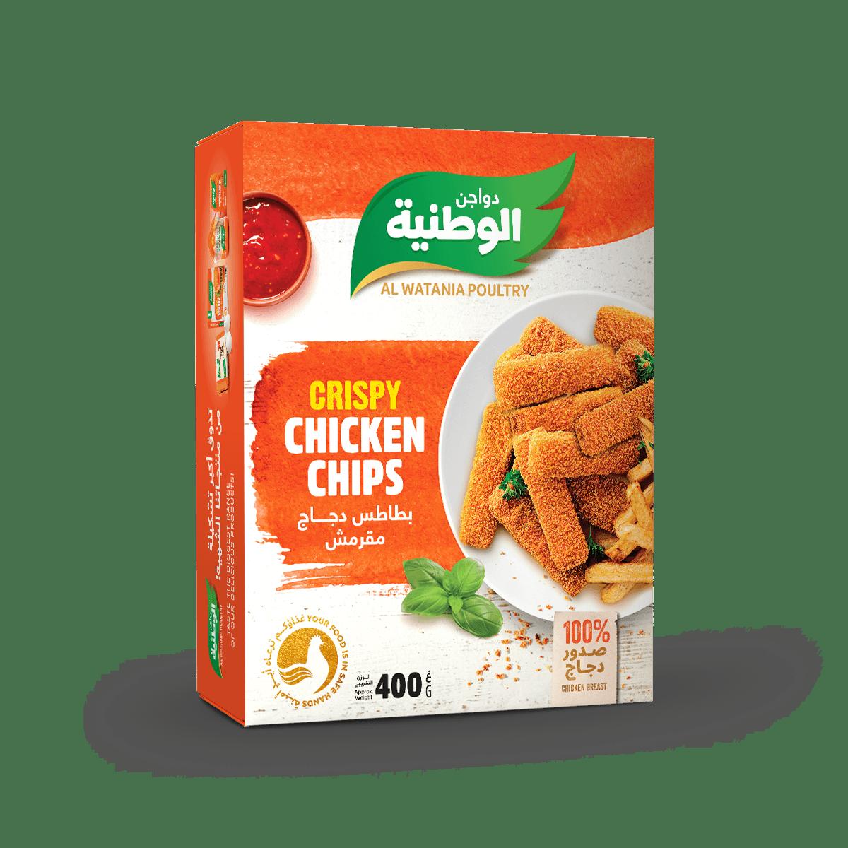 بطاطس الدجاج
