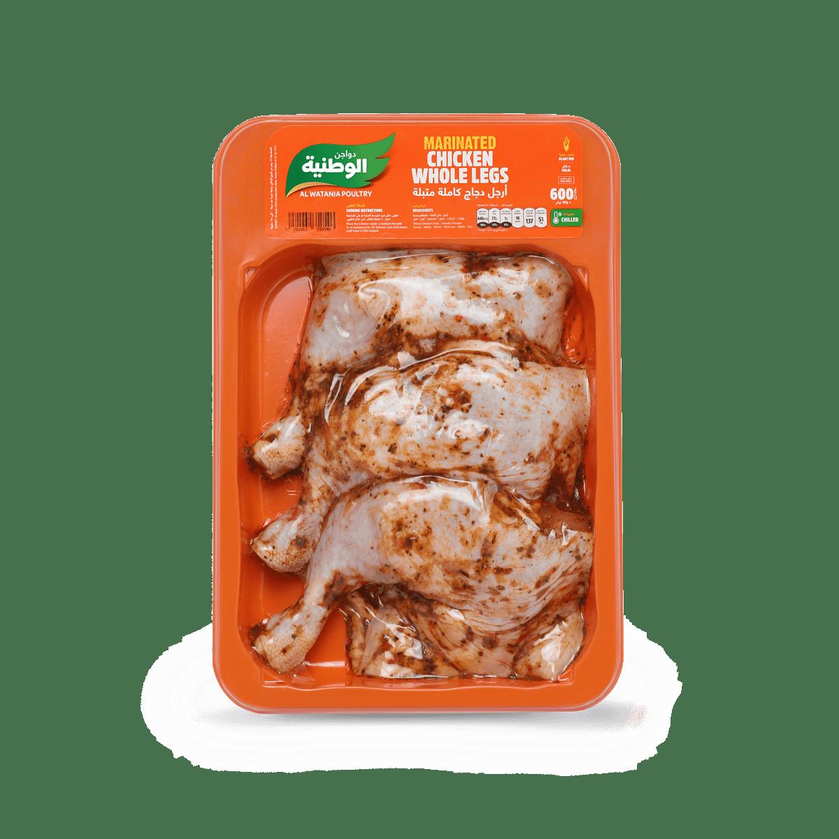 Marinated Chicken Whole legs